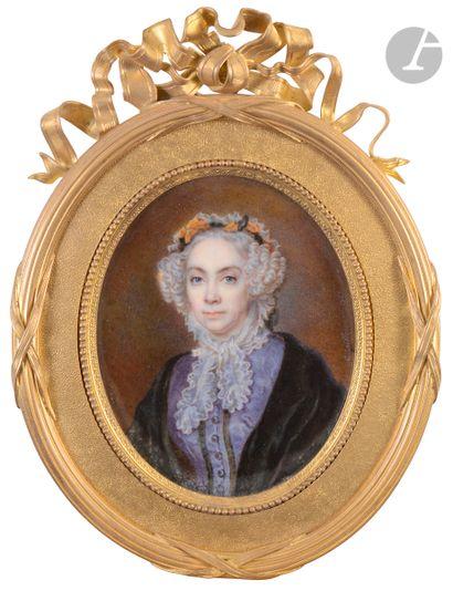 Caroline Anne HAILLECOURT (Metz, 1817- Metz,...