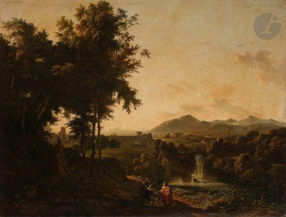 Jean Louis DEMARNE (Bruxelles 1744 - Paris...