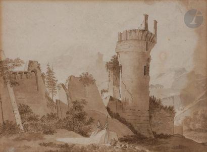 Attribué à Thomas Charles NAUDET (1778 -...