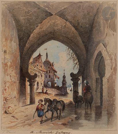 DAVIES (actif en Angleterre au XIXème siècle)...