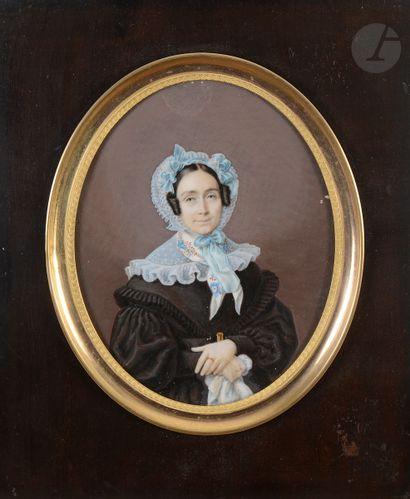 Adolphe de LABROUE (Metz, 1791 - Metz 1863)...