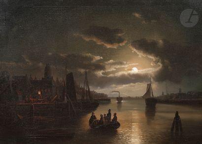 Theodor GENENGER (Groningen 1850 - Amsterdam...