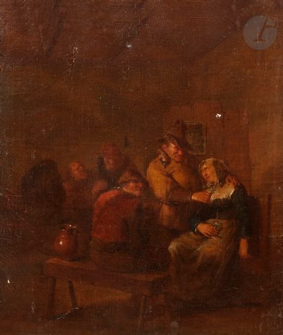 Egbert van HEEMSKERCK (Haarlem 1634 ? - Londres...