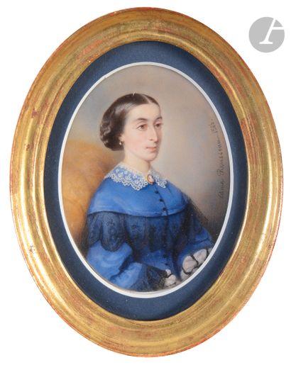 Edmé ROUSSEAU (Paris, 1815 - Paris, 1858)...