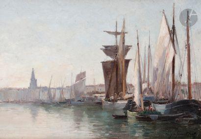 Albert Tibule FURCY DE LAVAULT (1847-1915)...