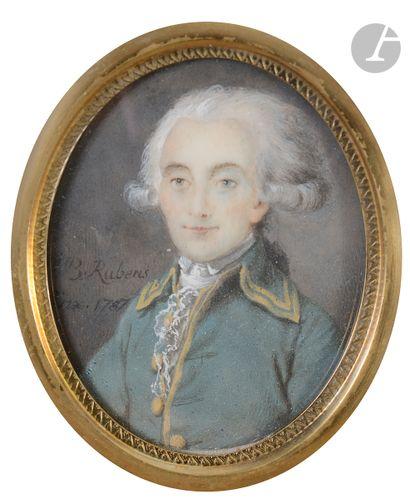Attribué à Jean-Baptiste RUBENS ( ? - vers...