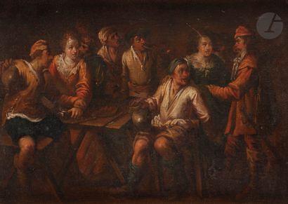 Attribué à Matteo Dei PITOCCHI (1626-1689)...