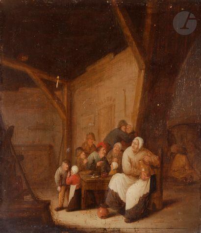 Bartholomeus MOLENAER (Haarlem 1610 - 1650)...