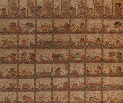 Palelintangan (calendrier astrologique),...