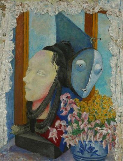 Marie VASSILIEFF [russe] (1884 - 1957)