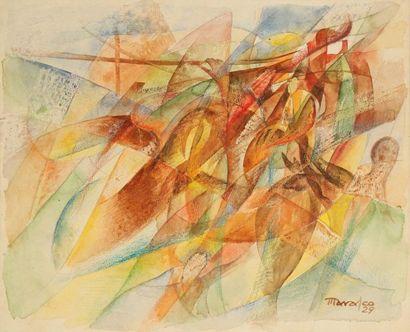 Antonio MARASCO [italien] (1896 - 1975)