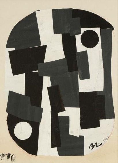 Boris LACROIX (1902 - 1984)