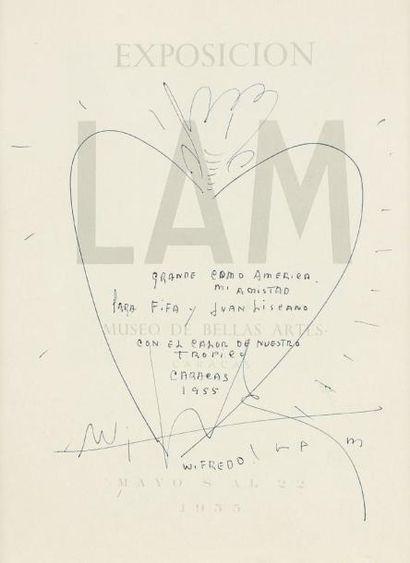 Wifredo LAM [cubain] (1902 - 1982)