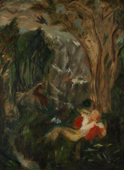 Roland OUDOT (1897 - 1981)