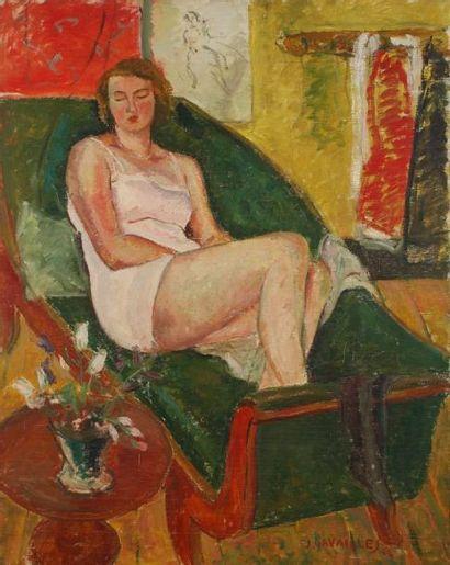 Jules CAVAILLÈS (1901 - 1977)