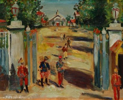 Konstantin TERECHKOVITCH [russe] (1902 - 1978)