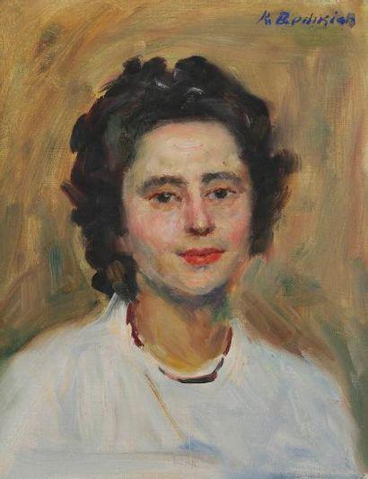 Krikor BEDIKIAN [arménien] (1908-1981)