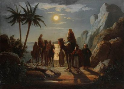 John CARLIN [américain] (1813-1891)