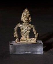 Ekmukhya. Inde - Maharashtra - Art tribal....