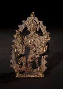 Kansarya et son épouse Yehu. Inde - Maharashtra...