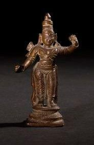 Rama ou Ram-à-l'arc. Inde - Karnataka. XIXe...