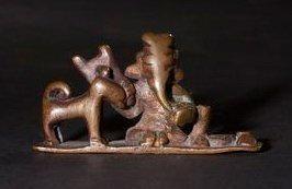 Ganesh. Inde Méridionale. XVe / XVIIe siècle....