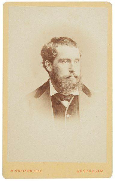 [Claude MONET]. Ernest hoschedé (1837-1891)...