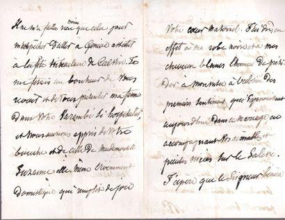 Napoléon Peyrat (1809-1881) poète, historien, il fut pasteur de l'Église réformée....