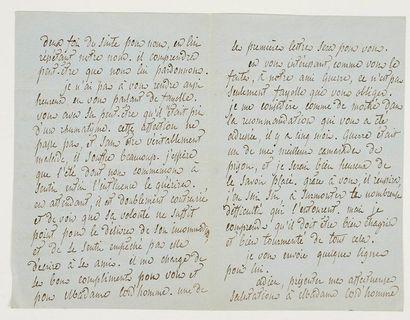 Armand BARBÈS (1809-1870) homme politique,...