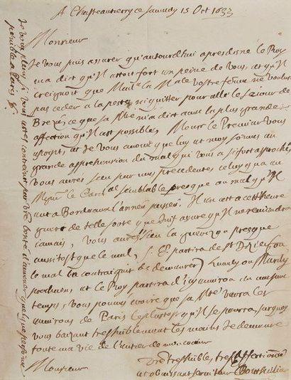 Claude bouthillier (1581-1652) avocat et...