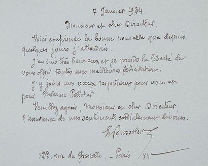 Pierre BROSSOLETTE (1903-1944) journaliste...