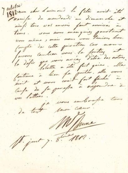 Guillaume BRUNE (1763-1815) maréchal de France....