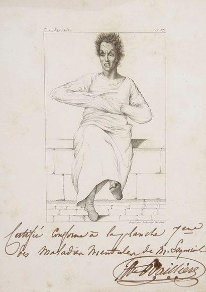 [Jean-Étienne-Dominique ESQUIROL (1772-1840)...