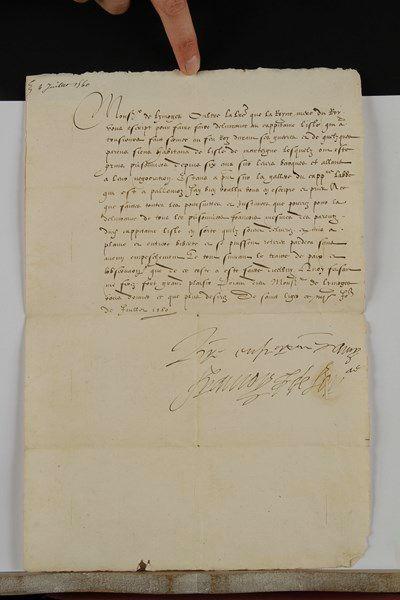 François Ier de Lorraine, duc de GUISE (1519-1563)...