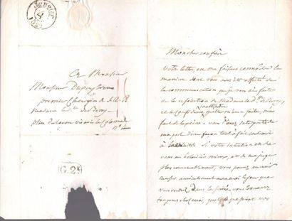Jean-Noël HALLÉ (1754-1822) médecin, premier...