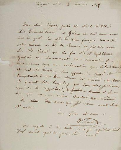 Denis LARABIT (1792-1876) officier et homme...