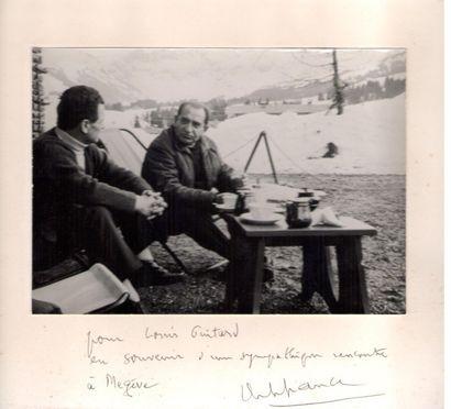 Pierre MENDÈS-FRANCE (1907-1982) homme politique....