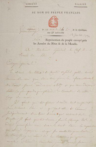 [Claude-Ignace-François MICHAUD (1751-1835)...