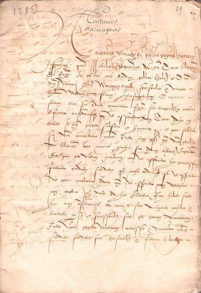 Famille de MONTESQUIOU. 12 documents et manuscrits,...