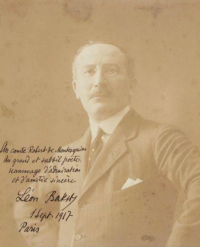 Léon BAKST (1866-1924) peintre, décorateur...