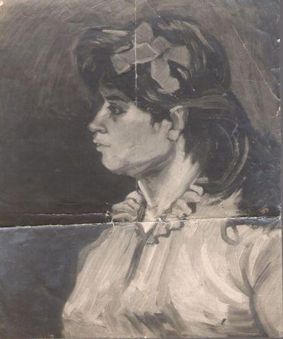 beaux-arts. 4 L.A.S. et 1 P.S., 1895-1928, à Lucien Moline; 8 pages formats divers....