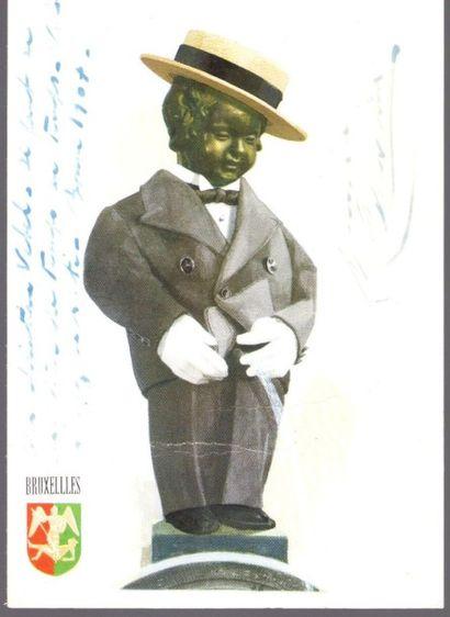 Maurice CHEVALIER (1888-1972) chanteur. 5...
