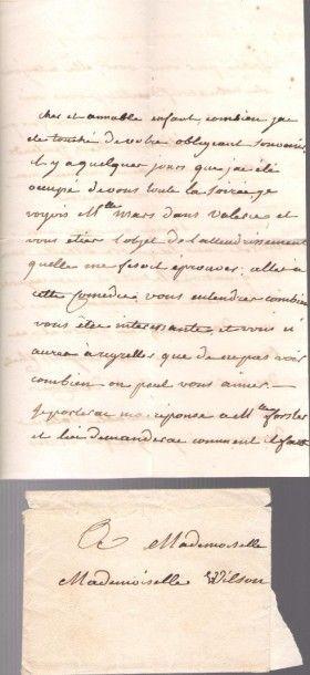 Dominique-Vivant DENON (1747-1825) directeur des Musées sous Napoléon, fondateur...