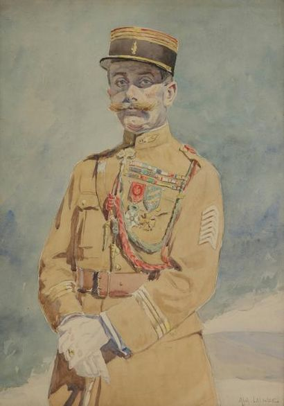 Alphonse LALAUZE (1872-1936)