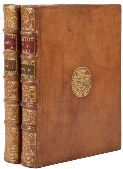 MONTESQUIEU (Charles-Louis de Secondat, Baron de la Brède et de)