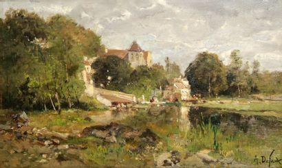 Alexandre DEFAUX (1826-1900).