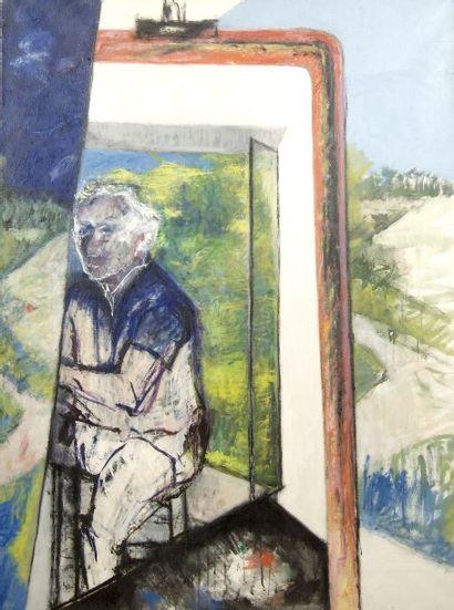 Bernard DUFOUR (Né en 1922).