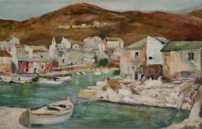 Fernande AUDIVERT (XXe siècle)