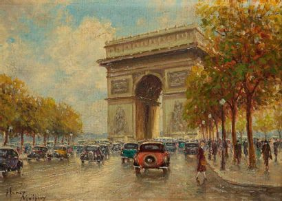 Henri MALFROY (1895-1944)