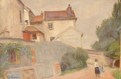 Robert LOTIRON (1886-1966)